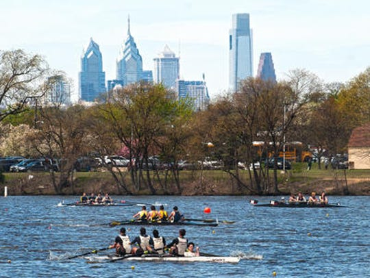 The 37th Memorial Murphy Cup Regatta returns to the Cooper River for the second straight year on Saturday,