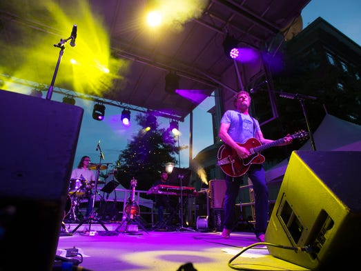 Pro Am Brings Live Music To Main Street