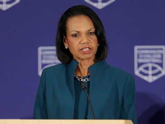 2018-05-09 Condoleezza Rice
