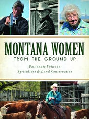 "Photos are reprinted from ""Montana Women From the Ground"