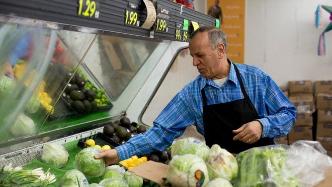 Corner-stores conversion participating store Best Farmers Market.