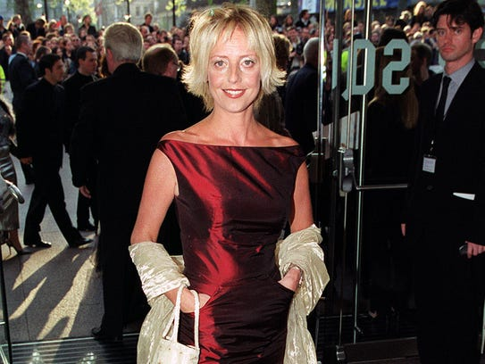 Actress Emma Chambers, of television's The Vicar of