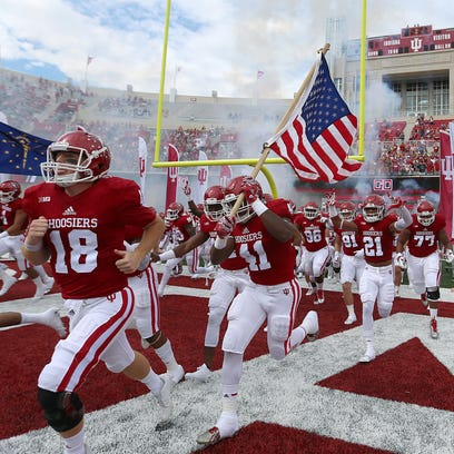 IU to renovate football locker room after $2 million gift