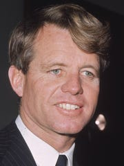 Robert Kennedy in 1967.