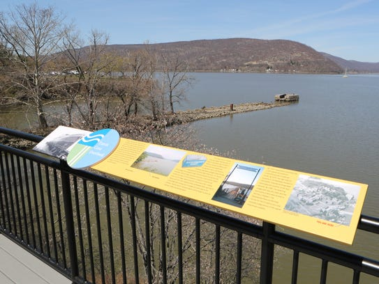 The Travis Cove Overlook at the newly opened Southern