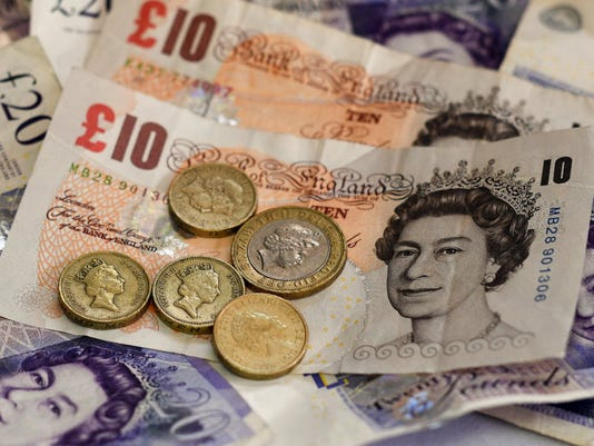British Pound Notes And Coins Photo11 Afp Getty Images