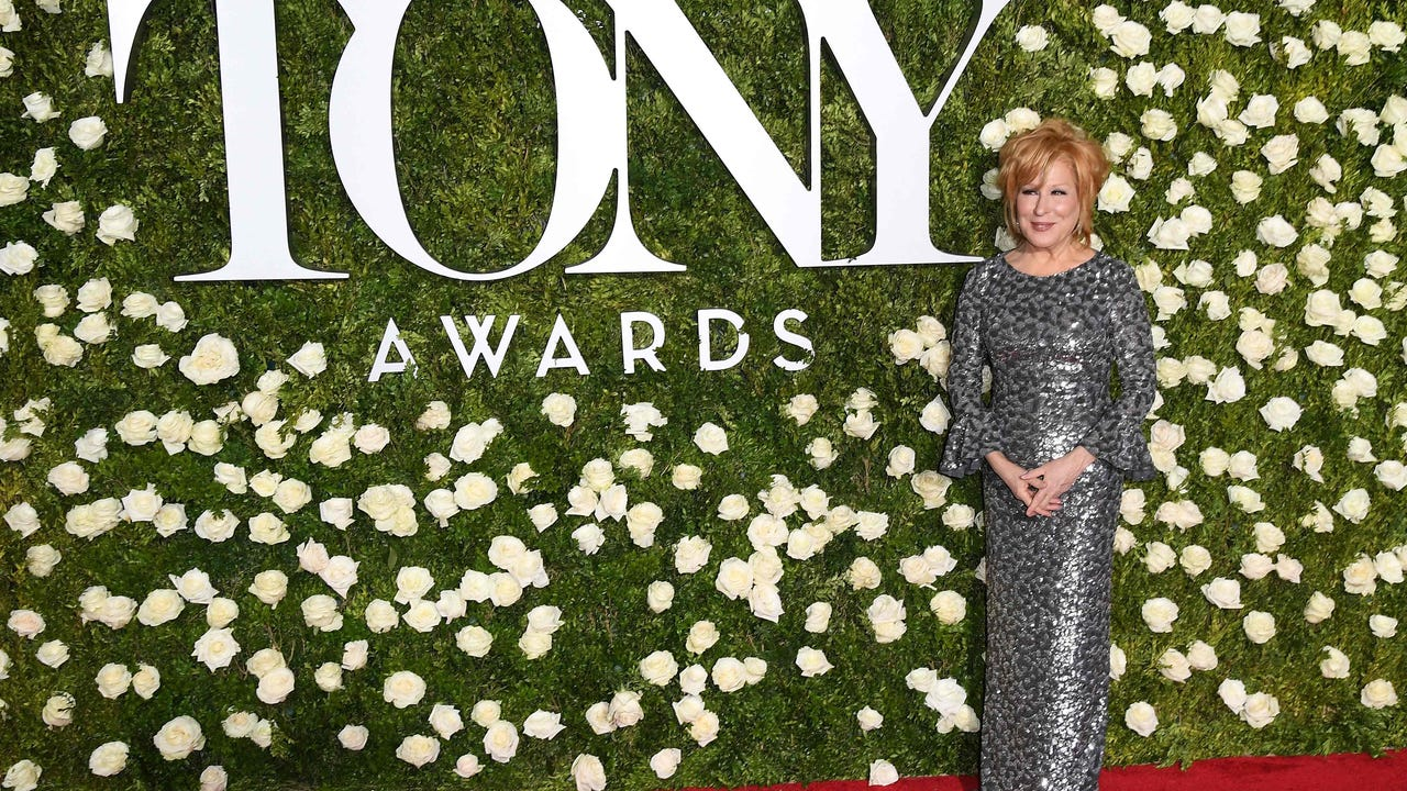 Maeve McDermott gets the scoop from Broadway's biggest stars on the red carpet at the 71st annual Tony Awards.