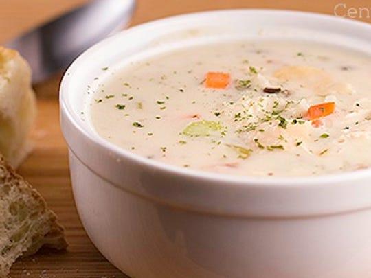 Creamy chicken and wild rice soup.jpg