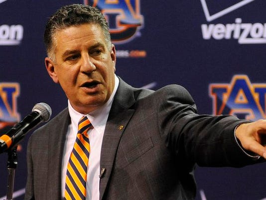 Bruce Pearl my players.JPG