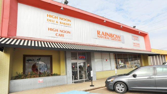 Rainbow Co-Op is located on Old Canton in Jackson's Fondren district.