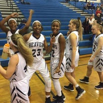 Lebanon Catholic fights off challenge, moves into state semifinal