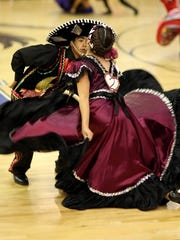 The public is invited to the annual Fiesta de Hondo as the community comes together at the school to for an enchilada dinner from 4 to 6 p.m. The colorful fiesta dances celebrate the town's Hispanic culture as the community's children participate in the performance beginning at 6 p.m.at the gym.