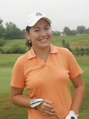 North Kingstown' s Samantha Morrell, seen here in 2010, was a three-time RIIL state champion.