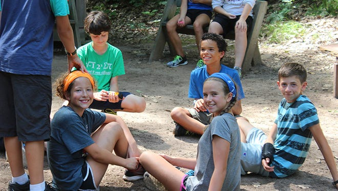 For the ultimate camp experience, children can enjoy time at an overnight camp