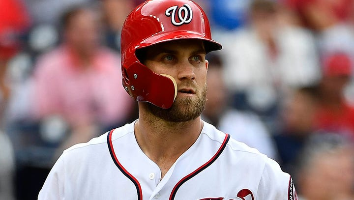 Nationals GM: Bryce Harper is not getting traded