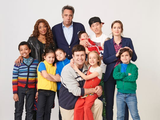 """Single Parents"" (ABC): The comedy follows a network"