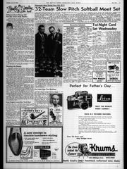 This Week in BC Sports History - June 11, 1965