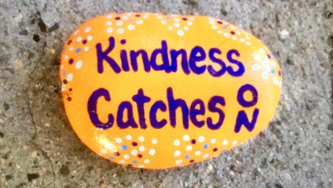 Clarksville Kindness Rocks is part of the international Kindness Rocks movement to bring joy through painting and hiding rocks.