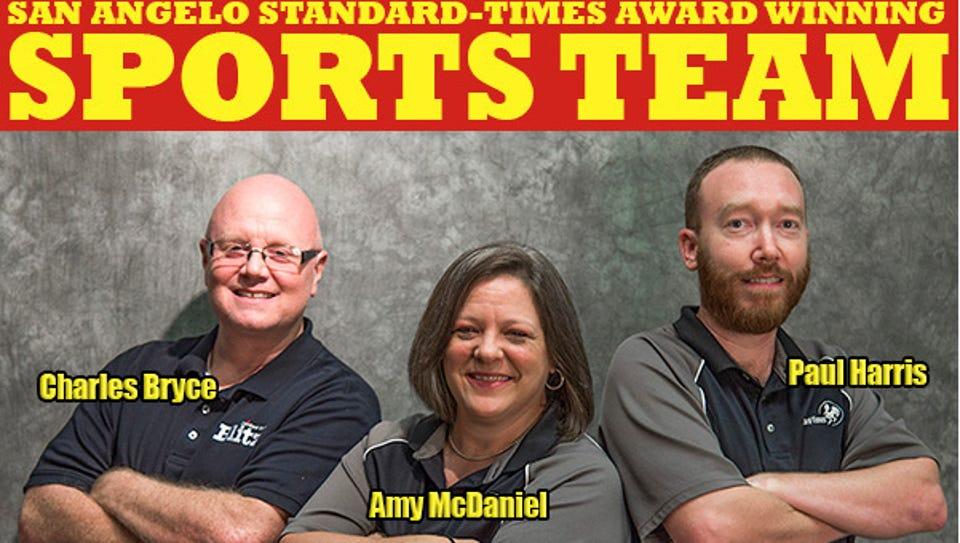 San Angelo Sports Team