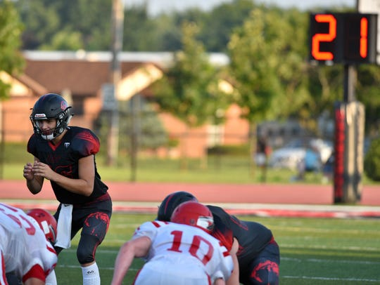 A 40-second play clock is coming to high school football in 2019.
