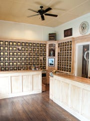 Browse Harney & Sons's tea-lined walls to find your next favorite flavor.