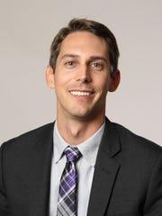 Dr. Kyle Freund, Associate Professor of Anthropology