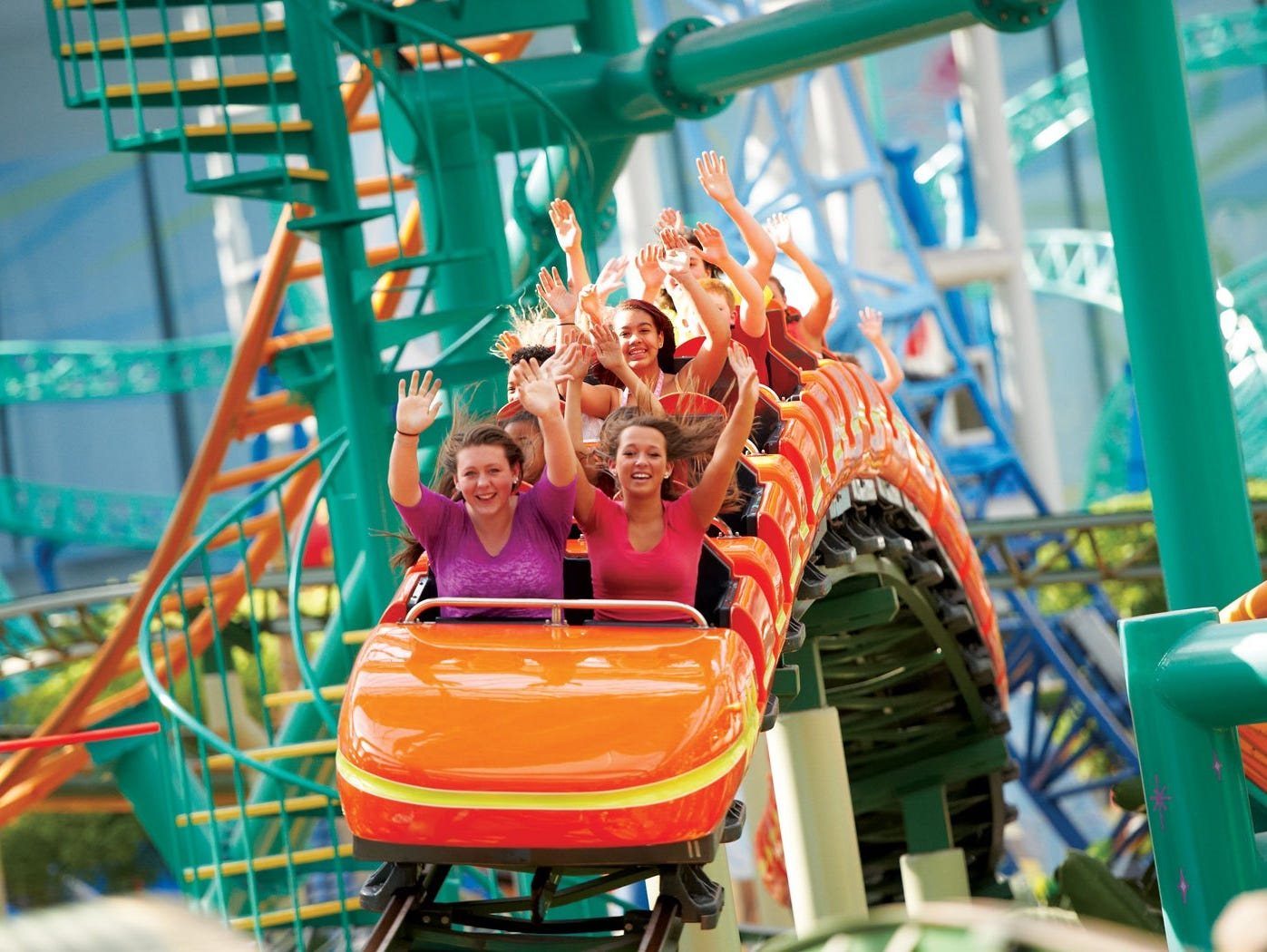 Insider savings at America's largest indoor amusement park.