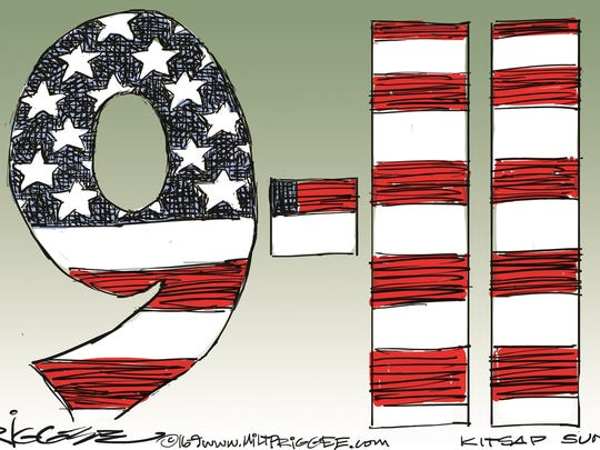 Remember 9/11.