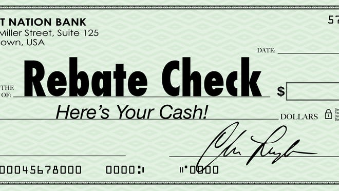 The appeal process has begun for homeowners who did not receive rebate checks this year.