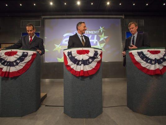 BUR 1030 gov debate photo1