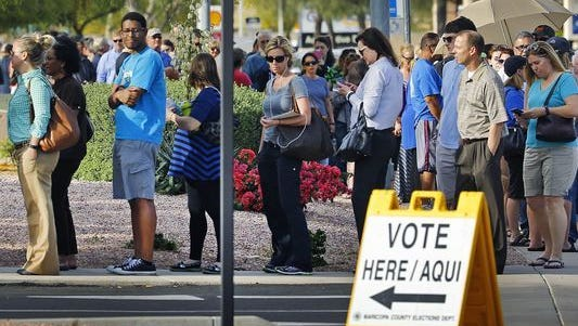 Phoenix holds its elections in odd-numbered years and some council members have tried to move the dates to match the state's schedule for decades. The idea never gained traction until now.