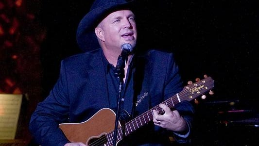Garth Brooks performs at the 2014 ASCAP Centennial Awards on Nov. 17, 2014 in New York.