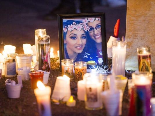 Vigil for Jovanna Martinez-Calzadillas