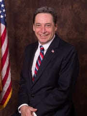 Rockland County Republican Chairman Lawrence Garvey.