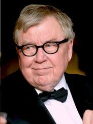 Author and award-winning newspaper journalist Ron McCrea,