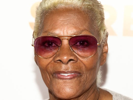 """Dionne Warwick attends the premiere of EPIX original documentary """"Serena"""", at the SVA Theatre on Monday, June 13, 2016, in New York. (Photo by Andy Kropa/Invision/AP)"""