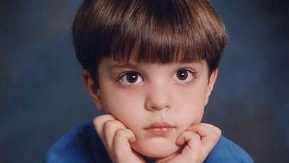 Max Colbath, age 5.