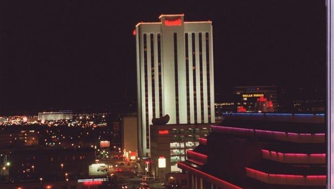 Harrah's Reno, as seen in this RGJ file photo.