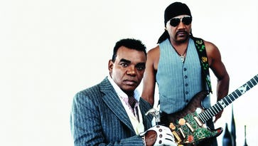 Isley Brothers, Ann Wilson, Joe tapped for River Days