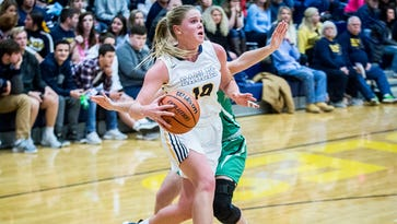 HS rundown: Two teams win on busy night in ECI girls basketball