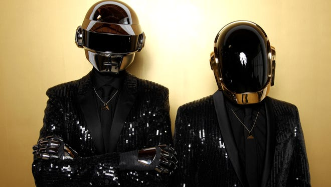 French electronic duo Daft Punk canceled their appearance on 'The Colbert Report' Tuesday due to contractual obligations to perform on the MTV Video Music Awards.