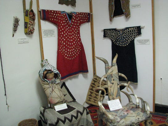 Visit the Heritage Museum and Gallery to view artifacts