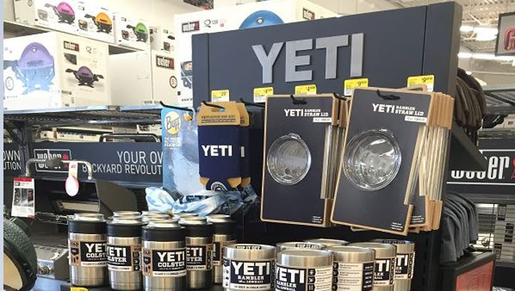 Yeti products might be season's hottest item