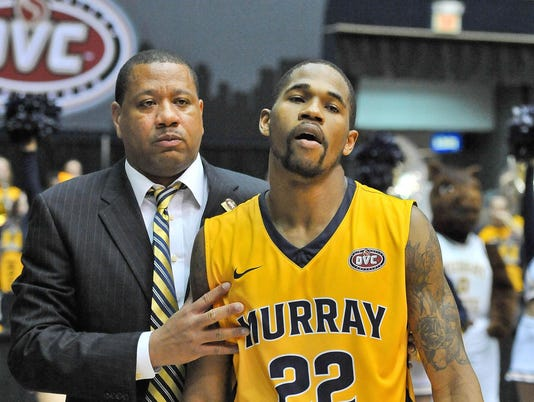 NCAA Basketball: Ohio Valley Conference Tournament-Murray State vs Belmont