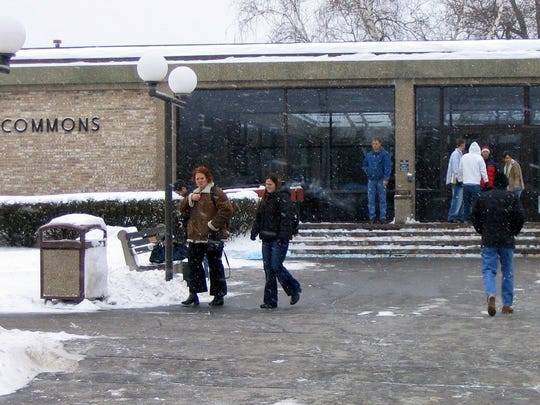 Corning Community College will cut 21 jobs, the college announced.