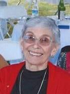 Elaine M. Woodland, 93