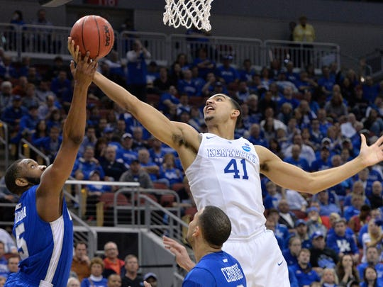 Could former IndyStar Mr. Basketball Trey Lyles end up with the Thunder?