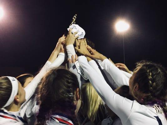 Webster Thomas field hockey wins Class A title