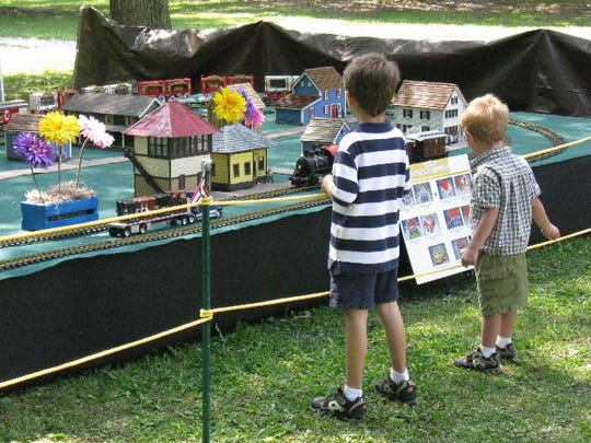 The Annual Railroad Days exhibit will be held Saturday and Sunday at Historic Cold Spring Village in Cape May.