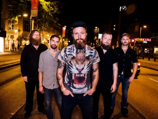 Quiet Hollers will perform at The Grand on Feb. 24.